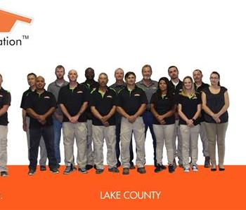 SERVPRO Owner and Staff