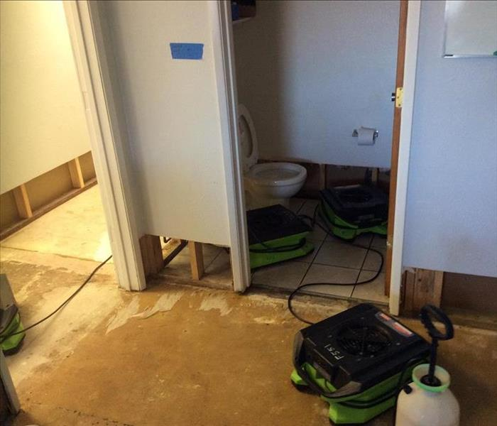 Commercial Lakeport water damage-how it can affect your business
